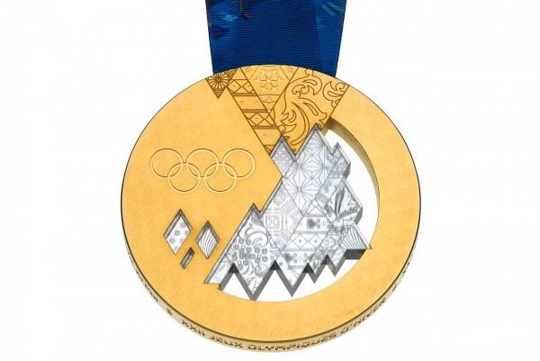 Złoty medal w Soczi