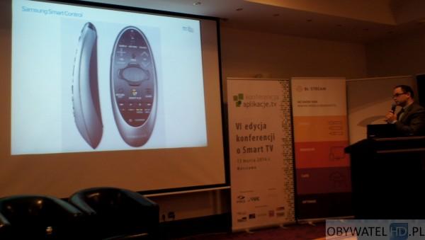 Aplikacje TV Samsung Smart Control