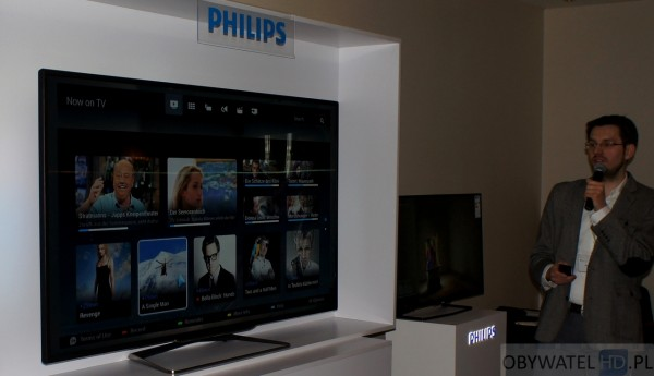 Philips Android TV kanały
