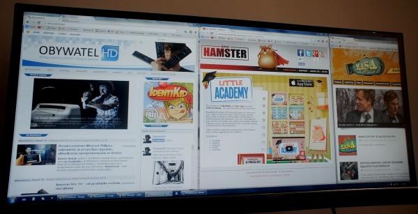 Philips 298P4 21 na 9 - Obywatel HD, Epic Hamster i Masa Kultury