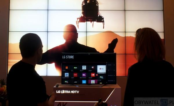 LG webOS - sklep z aplikacjami