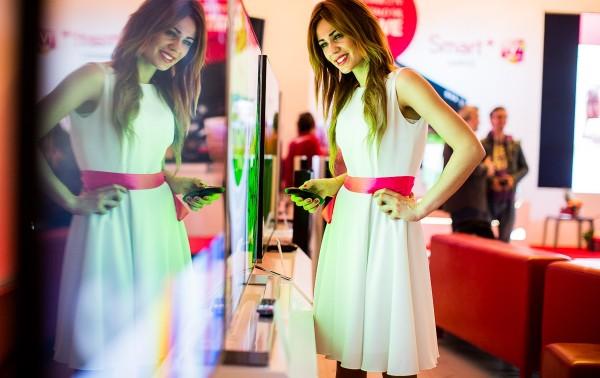 Premiera LG Smart TV 2014