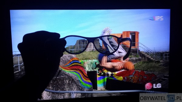 LG UB850V - 3D