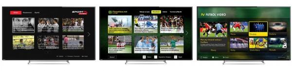 Nowe aplikacje sportowe Toshiby