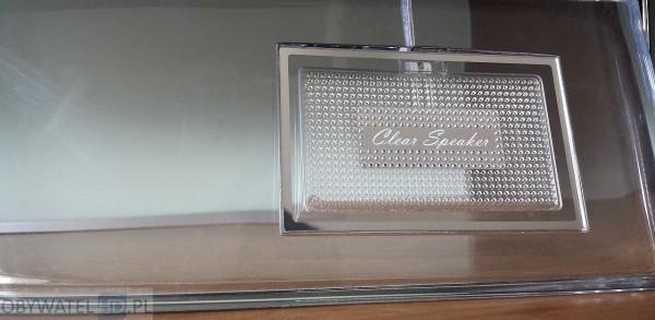 OLED LG 55EA980 - glośnik