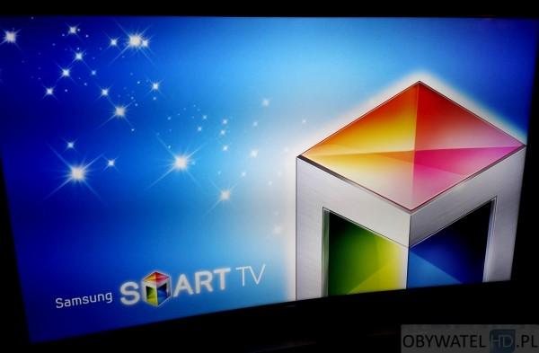 Samsung HU8500 - Smart TV i sterowanie