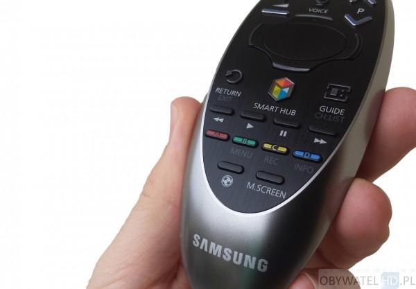 Samsung pilot - tryb piłka nożna