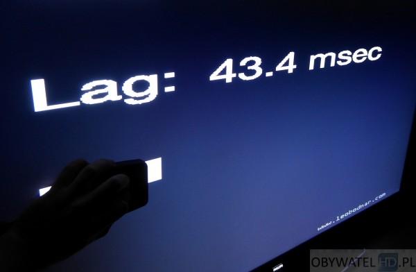 Philips PFS7509 - input lag