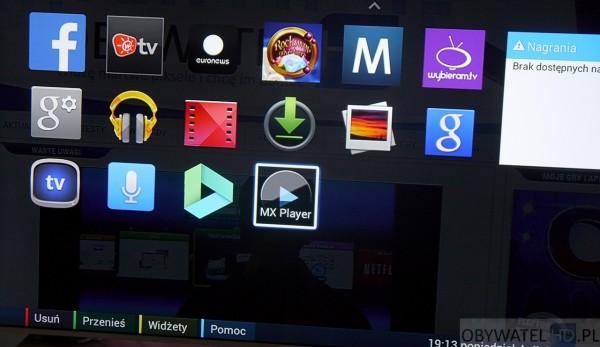 Philips PFS8109 Android - odtwarzacze