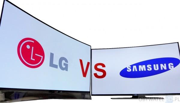 Starcie Tytanów - LG EA980 VS Samsung HU8500