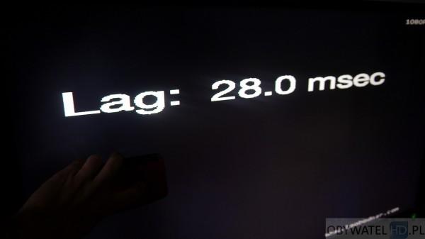 Toshiba L54 - input lag