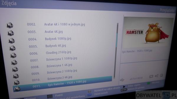 Toshiba L54 - multimedia przeglądarka