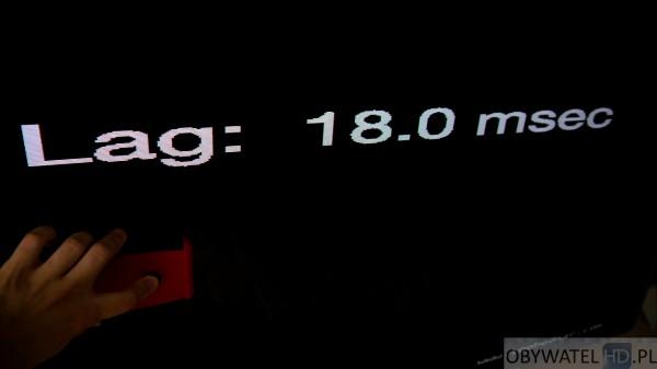 Toshiba L74 - Input Lag