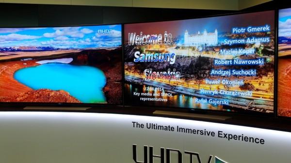Galanta fabryka Samsunga - lista obecności