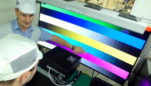 Galanta fabryka Samsunga - test płyty głównej