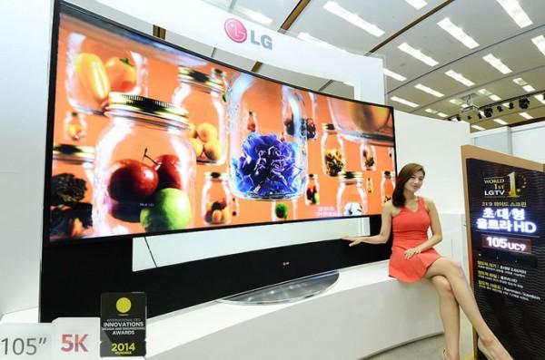 LG 105 Ultra HD