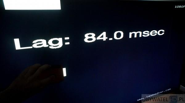 Philips PFS8109 - input lag