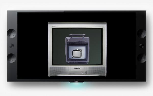 Telewizory kiedyś i dziś