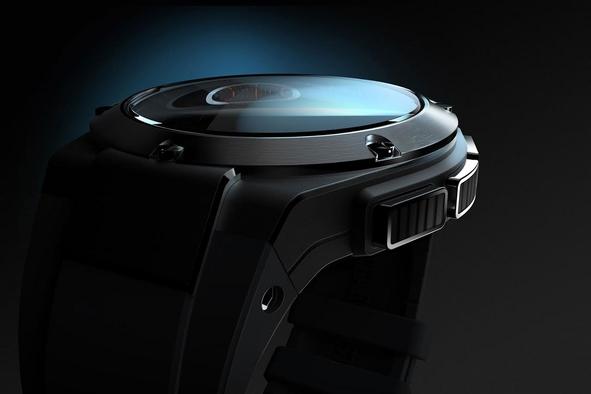 Zegarek Michaela Bastian i HP