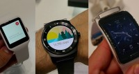 IFA 2014 - Sony SmartWatch 3, LG G Watch R czy Samsung Gear S. Który zegarek wzbudza zachwyt?