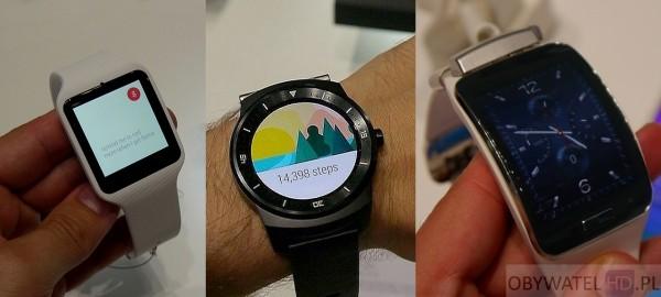 IFA 2014 - Smartwatche
