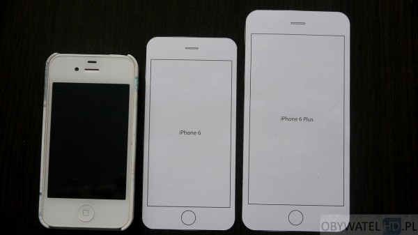 iPhone 4S, iPhone 6, iPhone 6 Plus
