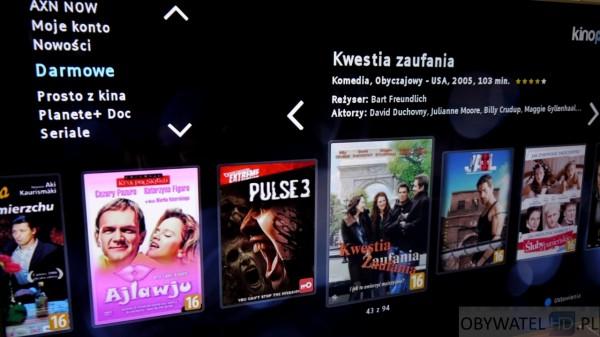 Kinoplex - Darmowe filmy