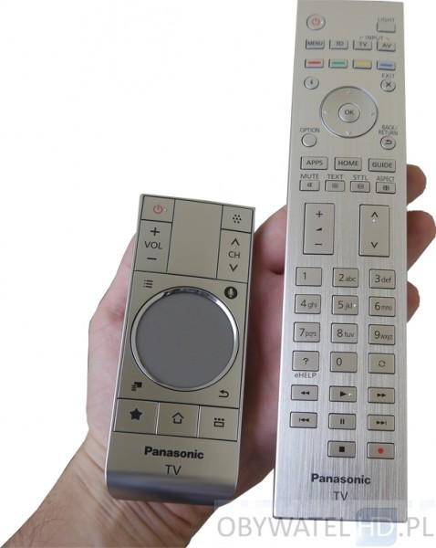 Panasonic AX900 - piloty