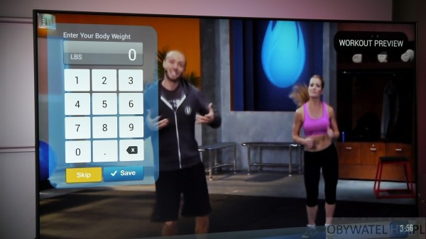 Android TV - Fitnes 2
