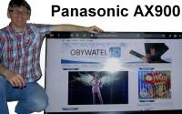 Panasonic AX900 - za i przeciw [test]