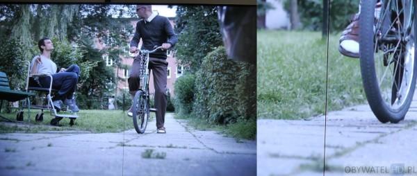 Cyfrowe Repozytorium filmowe - natywne VS upscale 1