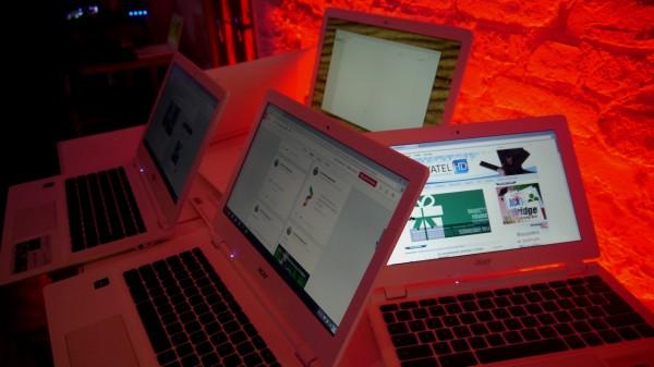 Google Chrome OS - Acer Chromebook sprzęt