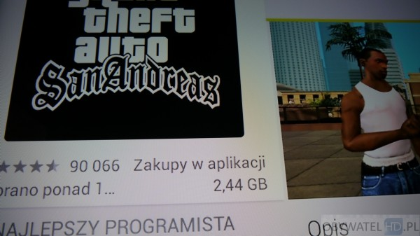 Philips Android TV - GTA San Andreas