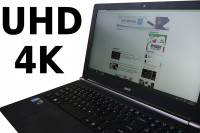 Acer Aspire V15 Nitro Black Edition - 4K w laptopie [test]