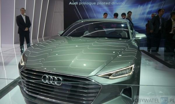 CES 2015 Audi
