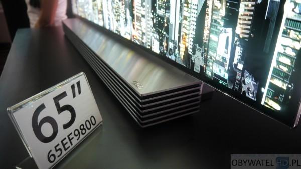 CES 2015 - LG OLED 65EF9800