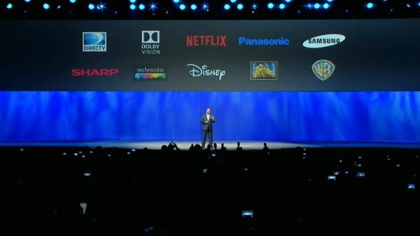 CES 2015 - Samsung UHD Alliance