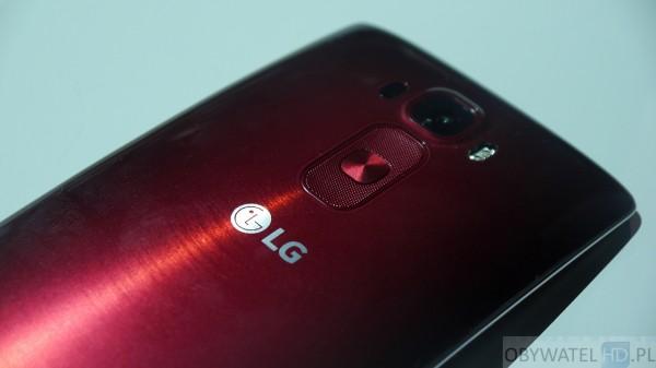 LG G Flex 2 aparat