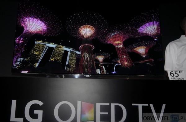 LG OLED EG9600