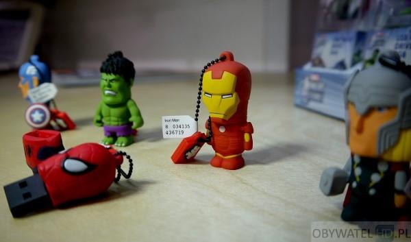 Pendrive Marvel