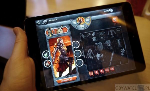 The Witcher Battle Arena - przedmioty