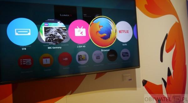 Panasonic Convention 2015 - Firefox OS