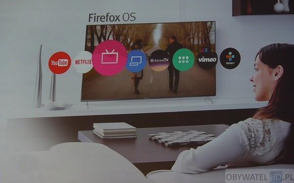 Panasonic Convention 2015 - Firefox pokaz