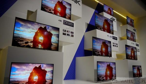 Panasonic Convention 2015 - telewizory