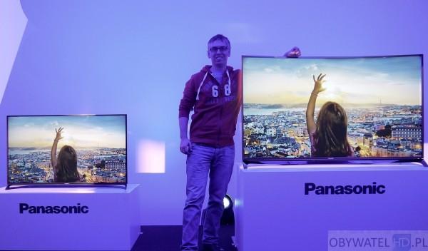 Panasonic Convention 2015 - telewizory i ja