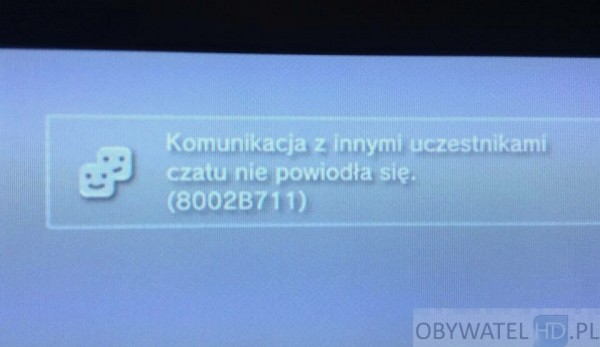 Gran Turismo 6 - error 8002B711
