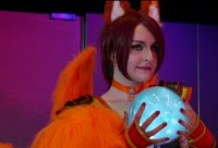IEM 2015 - cosplay 2