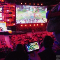 IEM 2015 - picture in picture
