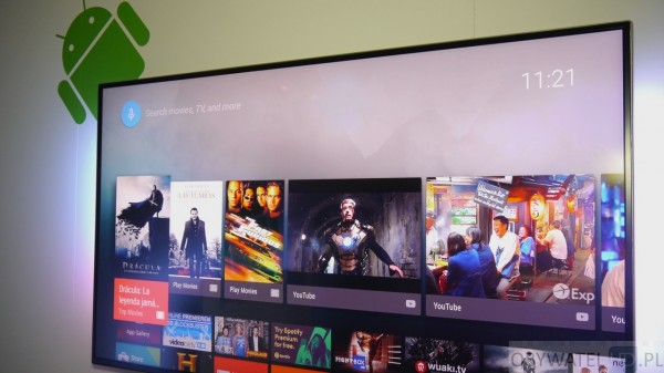 Philips Android TV 5.0 Lollipop