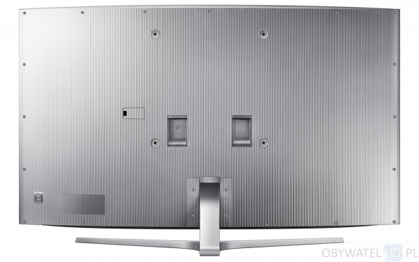 Samsung JS9000 - tył